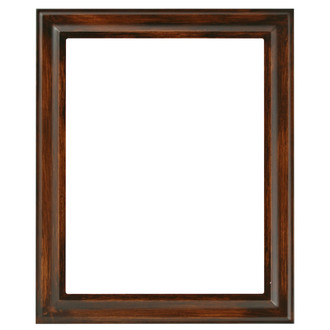 Messina Rectangle Frame # 871 - Mocha