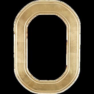 Montreal #830 Octagon Frame - Gold Leaf