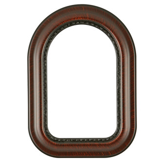 Chicago Cathedral Frame #456 - Vintage Walnut