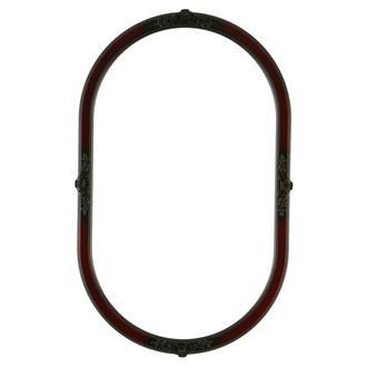 Athena Oblong Frame #811 - Rosewood