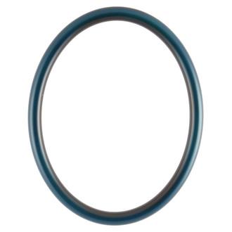 Pasadena Oval Frame # 250 - Royal Blue