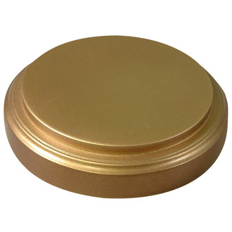 Desert Gold Base - Glass Dome Included