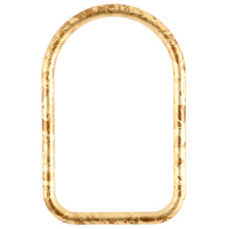 Pasadena Cathedral Frame - #250 - Champagne Gold