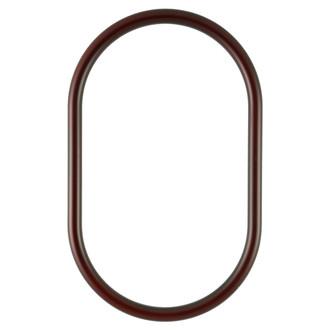 Pasadena Oblong Frame - #250 - Rosewood