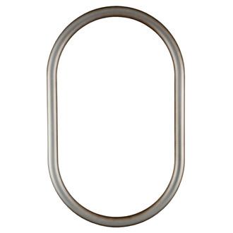 Pasadena Oblong Frame - #250 - Silver Shade