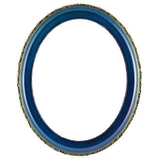 Kensington Oval Frame # 401 - Royal Blue