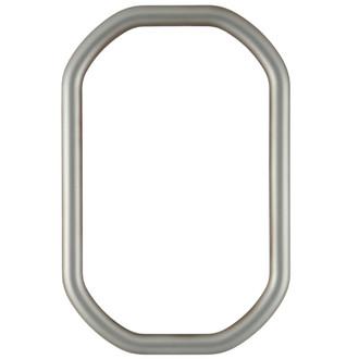 Pasadena Octagon Frame - #250 - Silver Shade