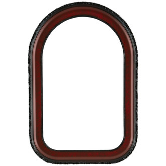 Kensington Cathedral Frame #401 - Vintage Cherry