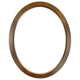 Regatta Oval Frame # 423 - Mocha