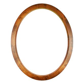 Regatta Oval Frame # 423 - Ventian Gold