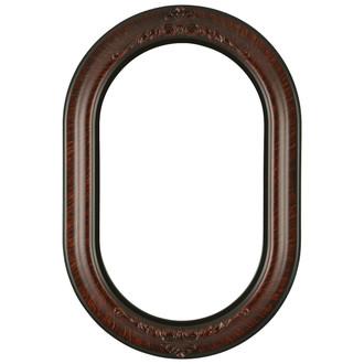 Winchester Oblong Frame #451 - Vintage Walnut