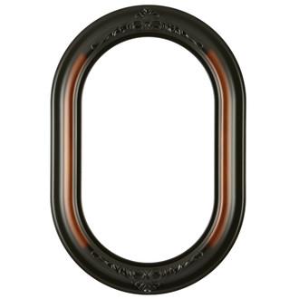 Winchester Oblong Frame #451 - Walnut