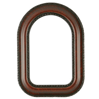 Somerset Cathedral Frame #452 - Vintage Walnut