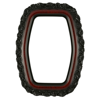 Venice Hexagon Frame #454 - Vintage Cherry