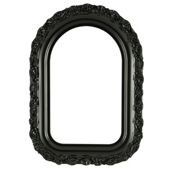 Venice Cathedral Frame #454 - Gloss Black