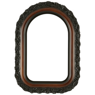 Venice Cathedral Frame #454 - Walnut
