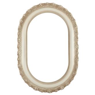 Venice Oblong Frame #454 - Taupe