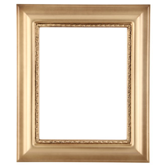 Chicago Rectangle Frame #456 - Gold Spray