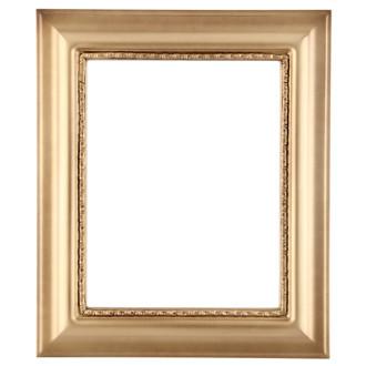 Chicago Rectangle Frame #456 - Gold Spray