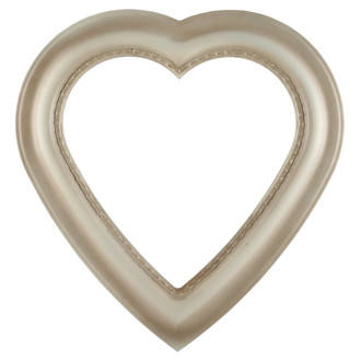 Chicago Heart Frame #456 - Taupe