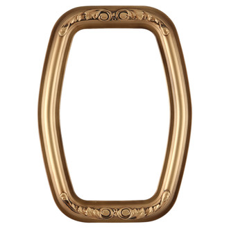 Florence Hexagon Frame #461 - Desert Gold