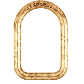 Florence Cathedral Frame #461 - Champagne Gold