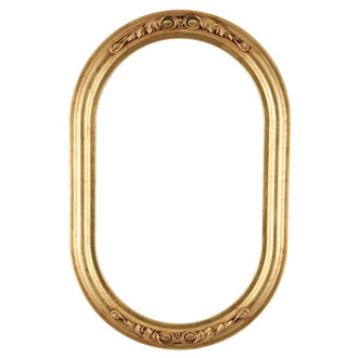 Florence Oblong Frame #461 - Gold Leaf