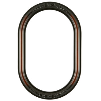Florence Oblong Frame #461 - Walnut