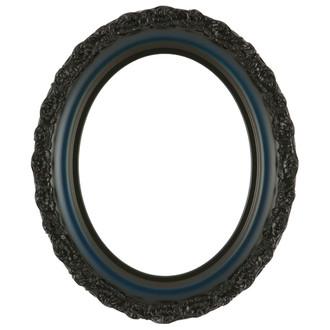 Venice Oval Frame # 454 - Royal Blue