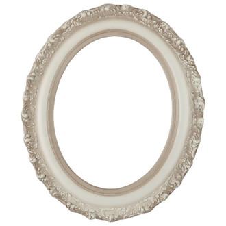 Venice Oval Frame # 454 - Taupe