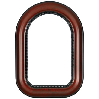 Heritage Cathedral Frame #458 - Vintage Cherry