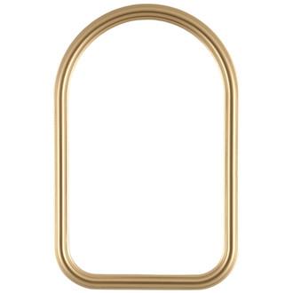 Saratoga Cathedral Frame #550 - Gold Spray
