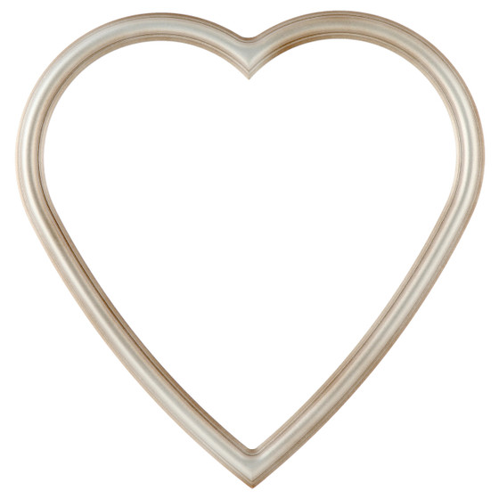 Heart Picture Frame| Simple Wooden Picture Frames| Many Color ...