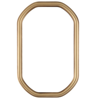 Saratoga Octagon Frame #550 - Desert Gold