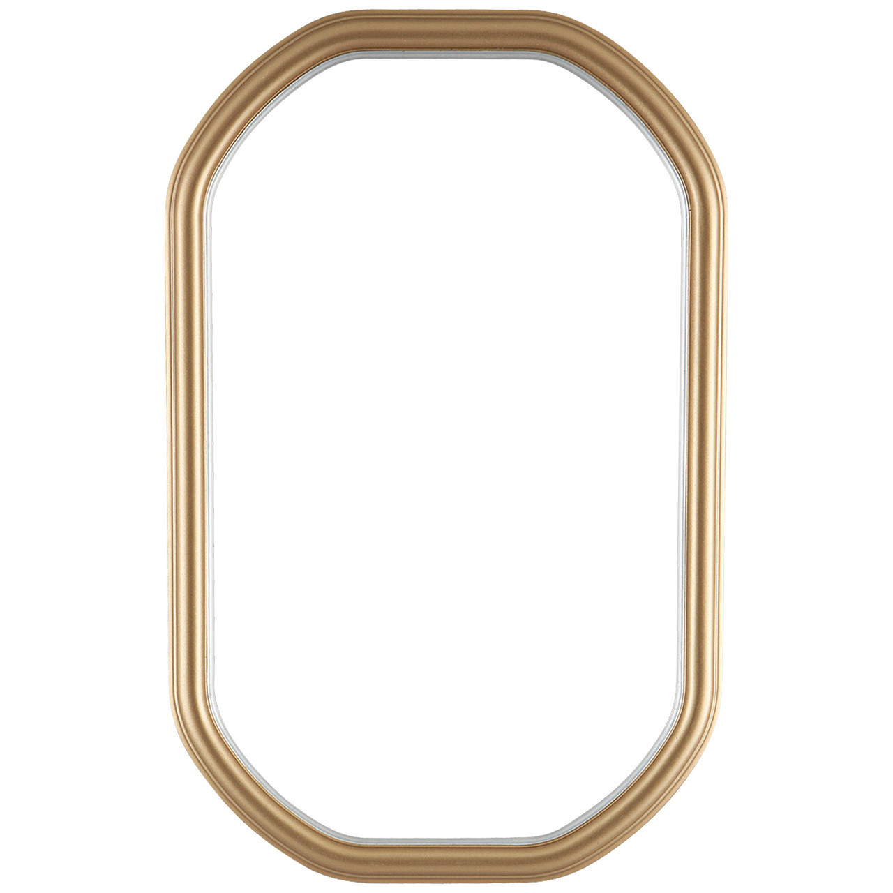 27a2adde9145 Octagon Picture Frames with Gold Leaf on Lips