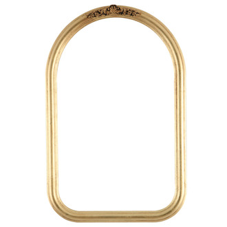 Contessa Cathedral Frame #554 - Gold Leaf