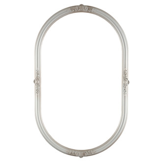 Contessa Oblong Frame #554 - Silver Shade