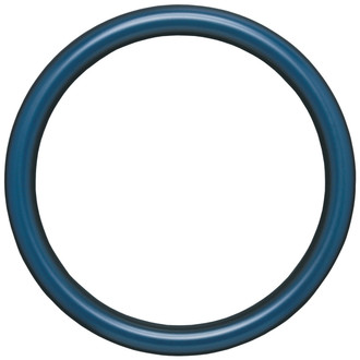 Pasadena Round Frame # 250 - Royal Blue