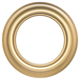 Lancaster Round Frame # 450 - Desert Gold