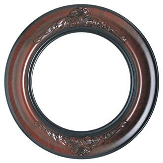 Winchester Round Frame # 451 - Vintage Cherry