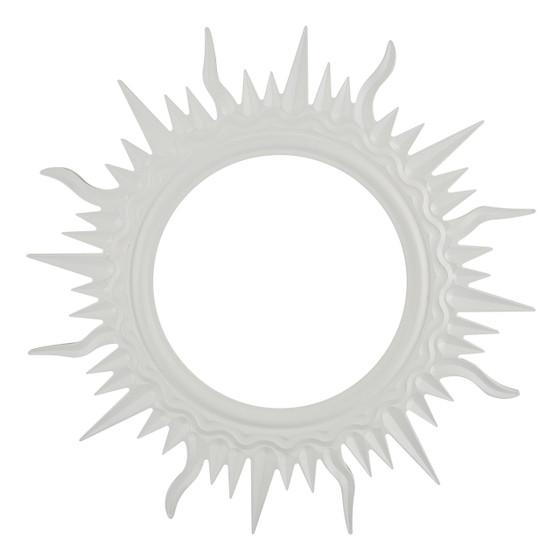 C0004 Frame in Linen White Finish