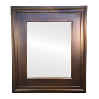 C0005 Frame in Rubbed Bronze Finish