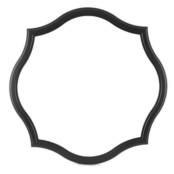 C0010 Frame in Gloss Black