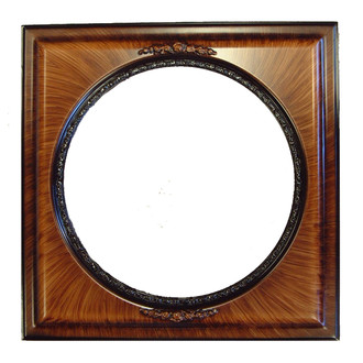 C0051 Frame in Vintage Walnut Finish
