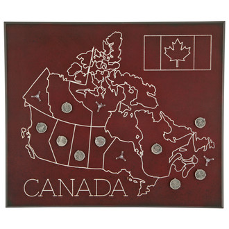 Coin Holder - Canada