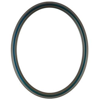 Saratoga Oval Frame # 550 - Royal Blue