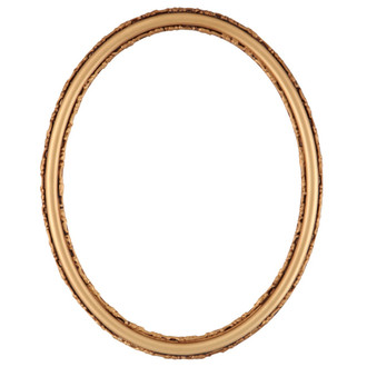 Virginia Oval Frame # 553 - Desert Gold