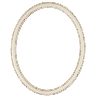 Virginia Oval Frame # 553 - Taupe