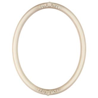 Contessa Oval Frame # 554 - Taupe