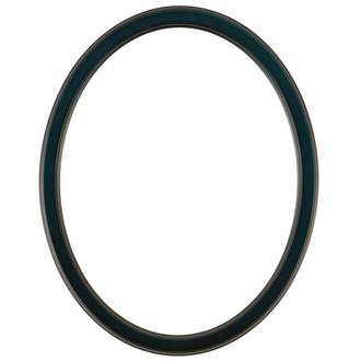 Toronto Oval Frame # 810 - Royal Blue